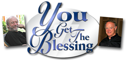 You Get The Blessing Radio Show Logo